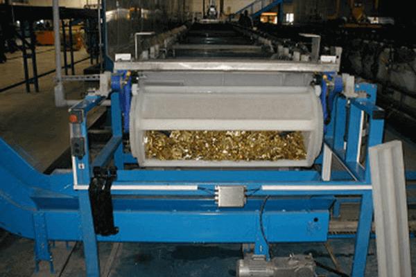 Barrel Plating