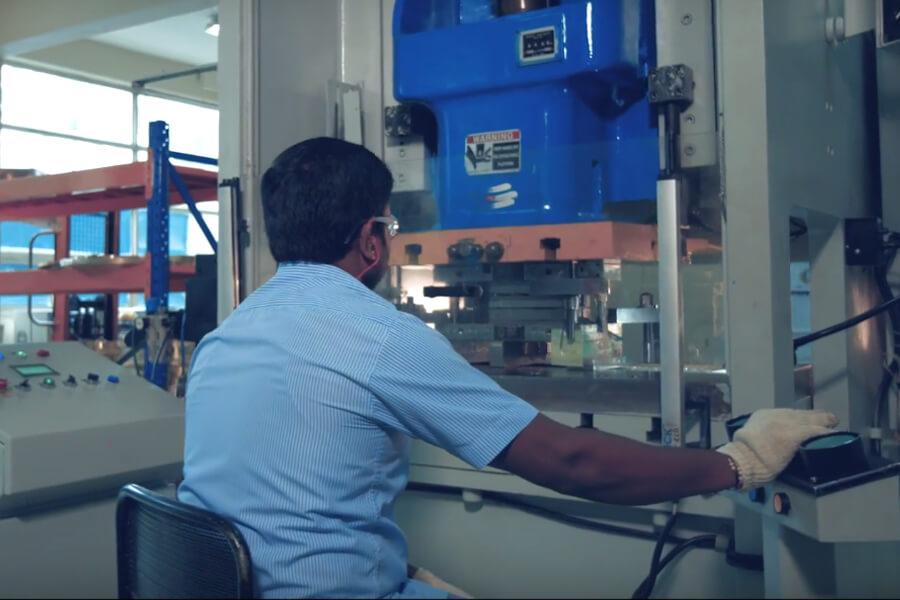 Metal Stamping Manufacturing
