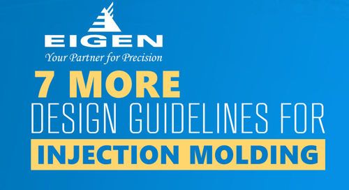 Guidlines for Injection Molding