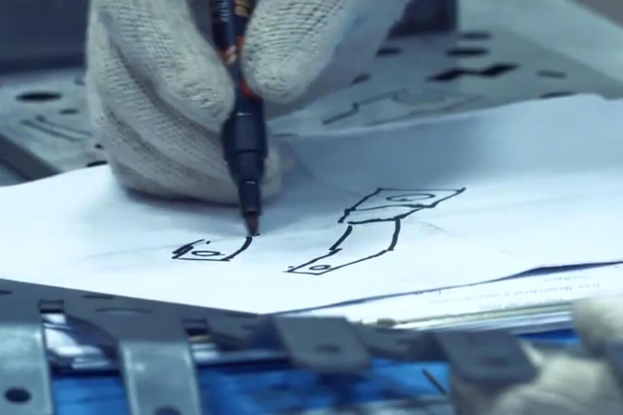 Metal Stamping Design
