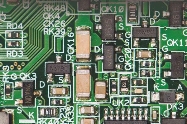 Electronic in-die sensors