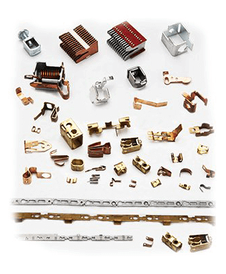Metal stamping parts supplier