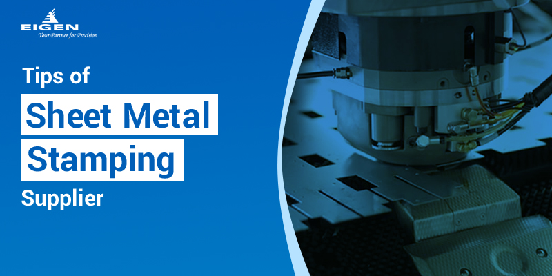 Sheet Metal Stamping Supplier