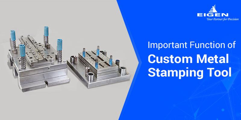 Custom Metal Stamping Tool
