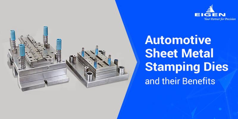 sheet metal stamping dies