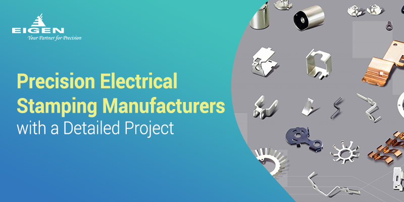 Precision Electrical Stamping