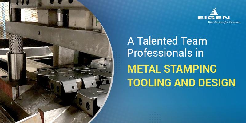 Metal Stamping Tooling